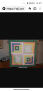 Hailey's baby quilt