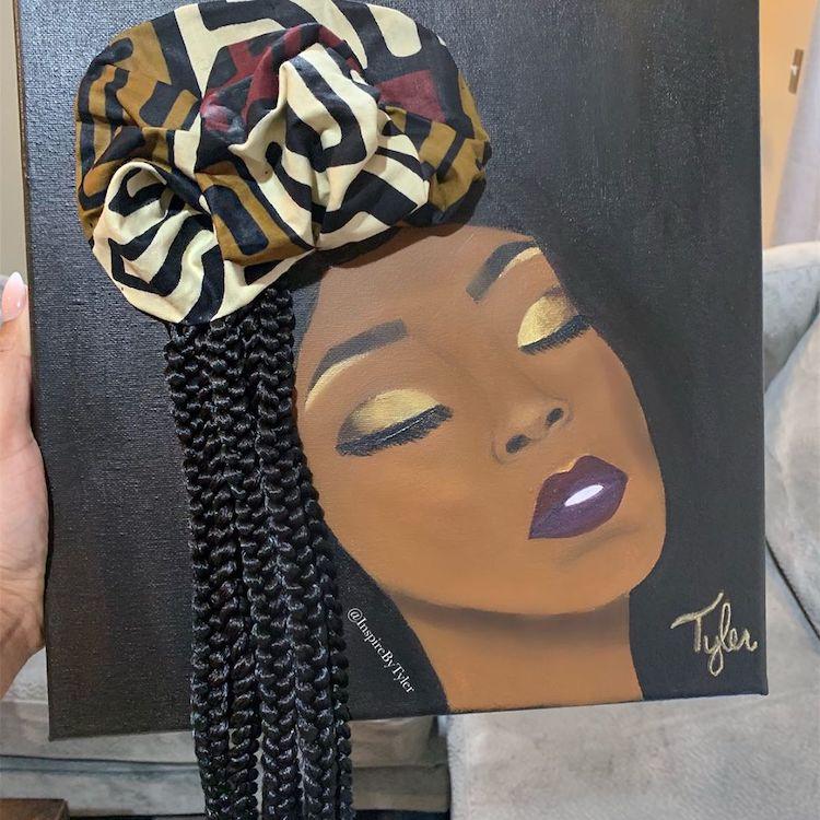 მხატვრობა, ხელოვნება, არტი, ბლოგი, პორტრეტები, Qwelly, painting, art