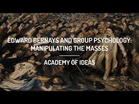 Edward Bernays and Group Psychology: Manipulating the Masses