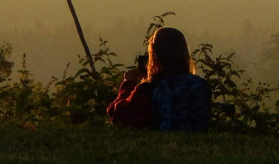 The photographer's life
