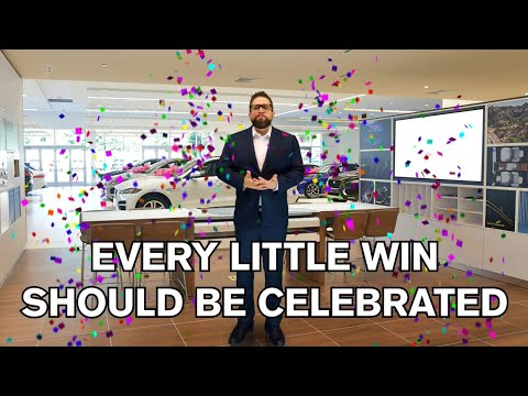 Little Wins - Daily Tips to Successfully Sell Cars at a Dealership