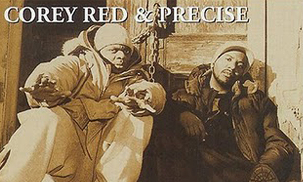 Fire New Mixtape Featuring Classics & New Heat Memory Lane by COREY RED AND PRECISE