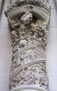St John The Divine Pillar-2