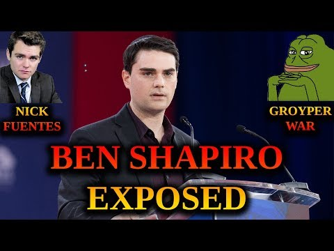 Ben Shapiro Exposed - Dissecting His Anti-America First Speech at Stanford University