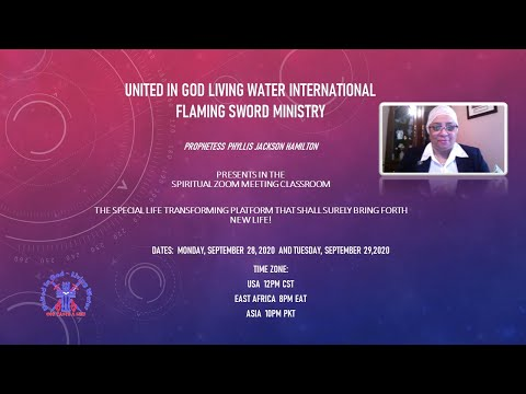 Invitation To Kingdom Spiritual Leadership Gathering