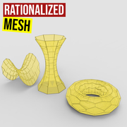 Rationalized Mesh