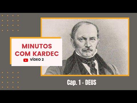 MINUTOS COM KARDEC: Capítulo 1 - DEUS