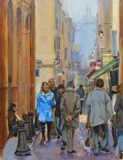 Urban Street Scenes