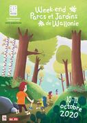 Week-end Parcs et Jardins de Wallonie