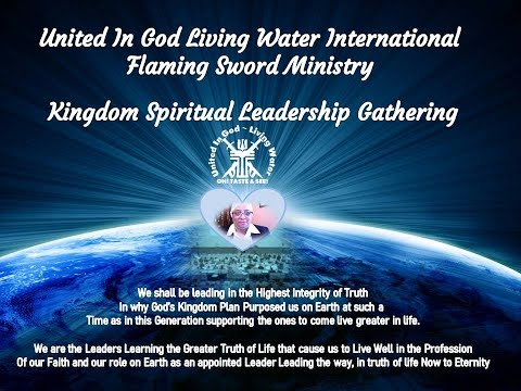The Fruit of Purpose Kingdom Spiritual Leadership Gathering