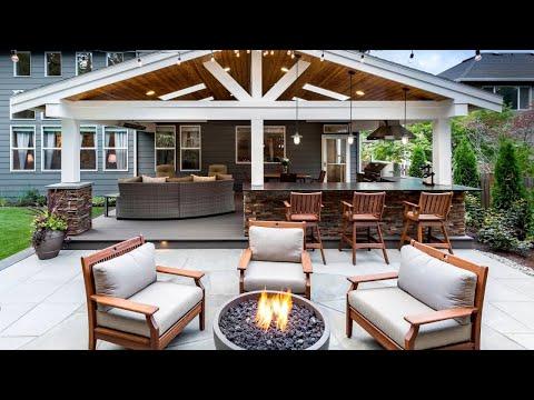 65 Outdoor Kitchen Ideas
