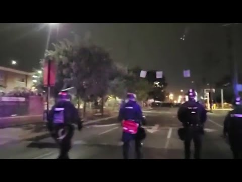 Two police officers shot in Louisville amid protests over Breonna Taylor ruling