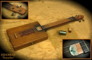 """Isidoreas """"Traveller"""" with Bottle Cap S-Coil Pickup"""