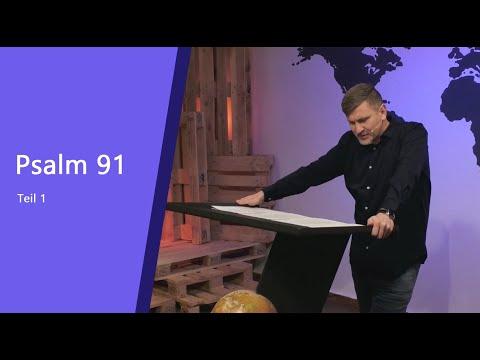 COVID-19 und Psalm 91 - Teil 1