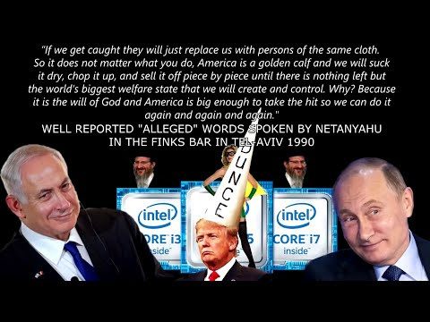68. ISRAEL & KISSINGERS RIGHT HAND MAN PIECZENIK CONTINUE TO TAKE THE GOY FOR A RIDE