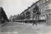 Carlingford Road, West Green, c1905