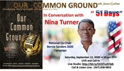 In Conversation with Nina Turner