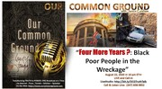 Four More Years: Black Poor People in the Wreckage