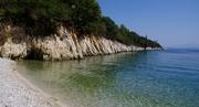 Μια υπέροχη παραλία...