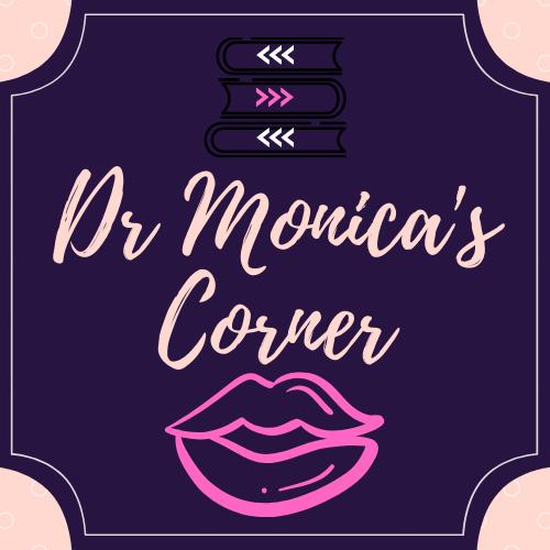 Dr. Monica's Corner Podcast #11 Nudity, etc.