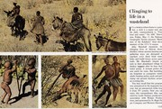 1974 - 3 May ~ Bushmen of the Kalahari (inside)