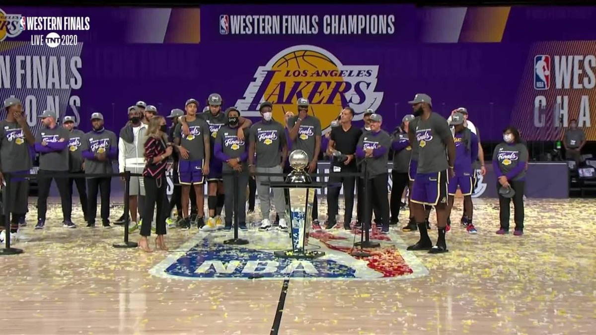 LeBronJames Helps Send Lakers Plus College Football Wrap-Up