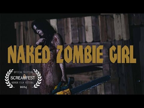 Naked Zombie Girl | Scary Short Horror Film | Screamfest
