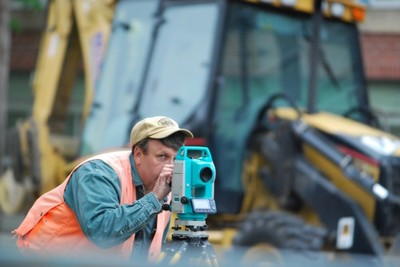 A Brief History of Land Surveying Equipment