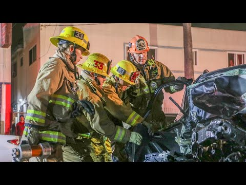 LAFD Extrication