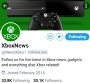Xbox News... Young Gifted Entertainment  https://www.facebook.com/136292470368921/posts/616511849013645/