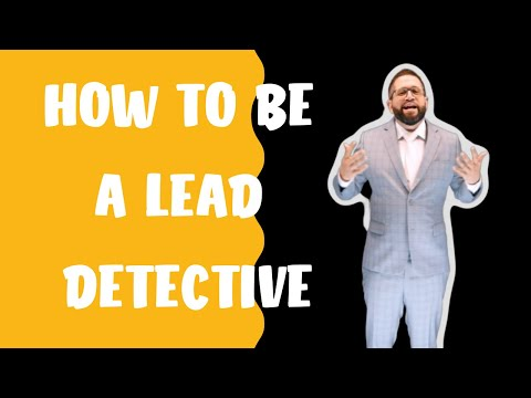How To Be A Lead Detective - Daily Tips on How To Successfully Sell Cars at a Dealership