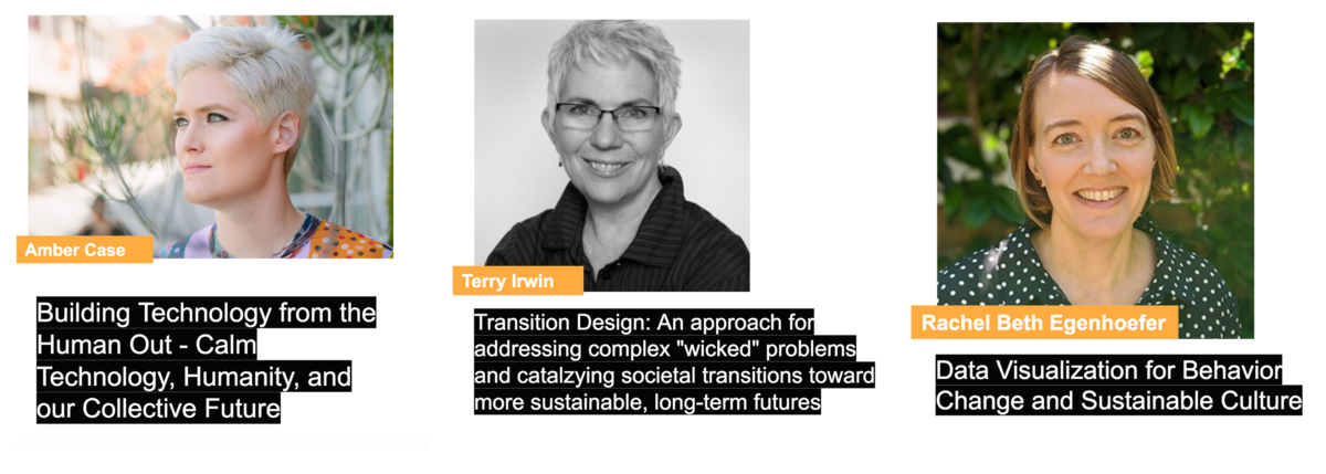 Sustainability & Culture: IxDA-SF at World Interaction Design Day Sept 29th (all day, online)