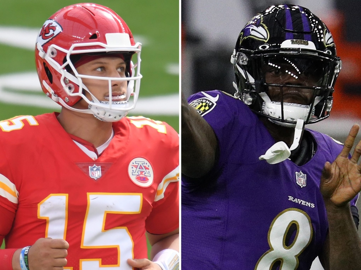 'The Whole World is Watching': Patrick Mahomes and Lamar Jackson Face Off on Monday Night Football