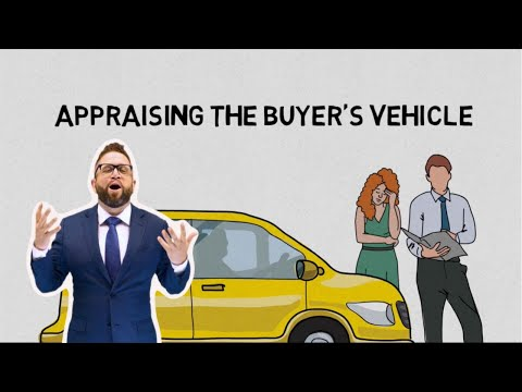 Appraising the Vehicle - Daily Tips on How to Successfully Sell Cars at a Dealership