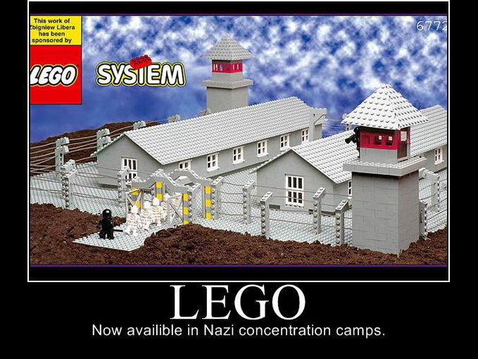 LEGO 'war n' history'