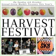 Stroud Green Market Harvest Festival