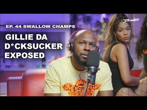 """GILLIE DA D*CKSUCKER EXPOSED - Issue #44 """"SWALLOW CHAMPS"""""""