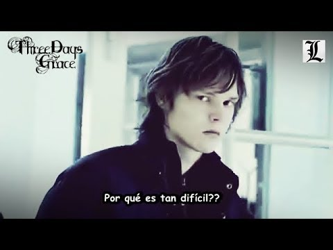 Three Days Grace - Someone Who Cares (Sub Español) [Video]