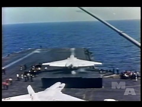 The US Navy in Vietnam - 1968 - Restored Color