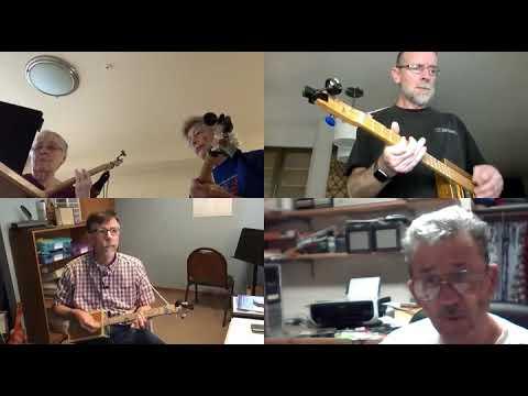 Song Sung Blue: 3-String Cigar Box Guitar