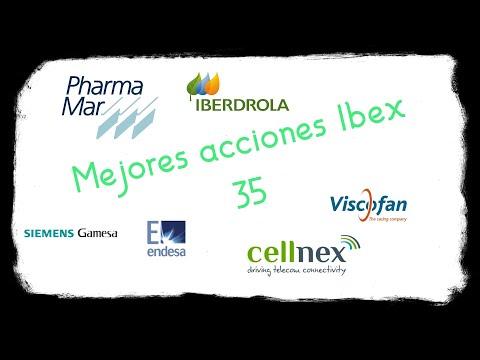 Mejores acciones ibex 35