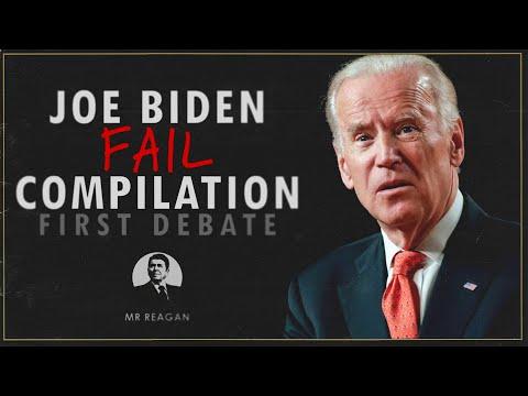 Biden's Biggest Fails in The First Debate