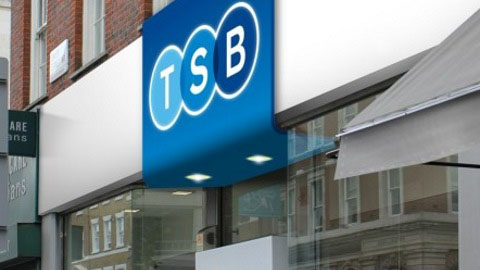 TSB to close a third of branches and cut 900 staff
