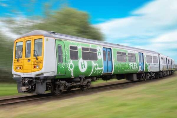 UK launches hydrogen-fuelled transport hub and train trials