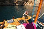 Lilla My on the Med