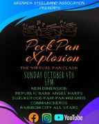 Peck Pan Explosion ...Virtual Steel Band Clash
