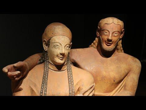[Chef d'œuvre] Le sarcophage des époux du Louvre