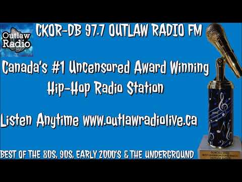 THE STREETS DONT LOVE YOU BACK PROMO ON 97 7 OUTLAW RADIO FM IN CANADA