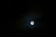 Moon and Mars 2020 October 2