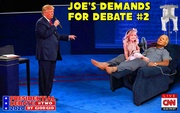 Old joe and his demands